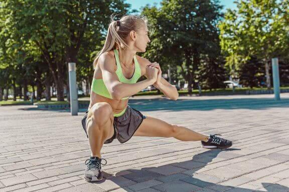 Exercícios para eliminar a gordura da parte interna da coxa