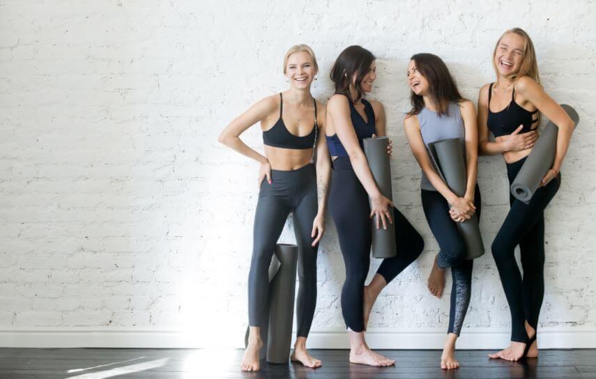 As 6 melhores posições de Yoga para pessoas pouco flexíveis