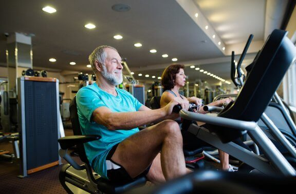 As bicicletas reclinadas proporcionam treinos eficientes?