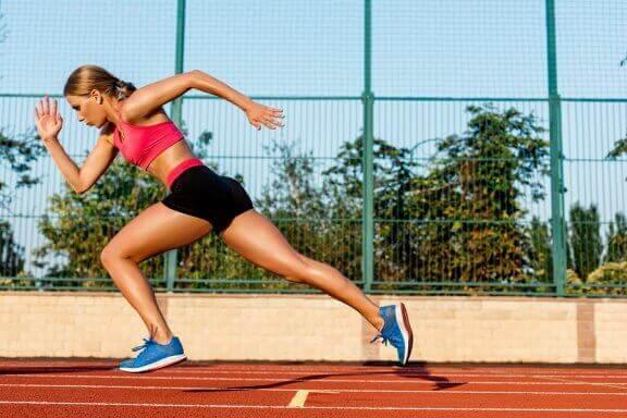 Entre em forma com sprints de 30 segundos