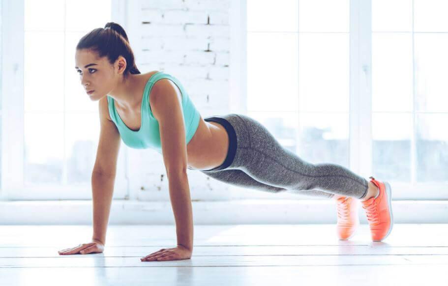 O que são as flexões