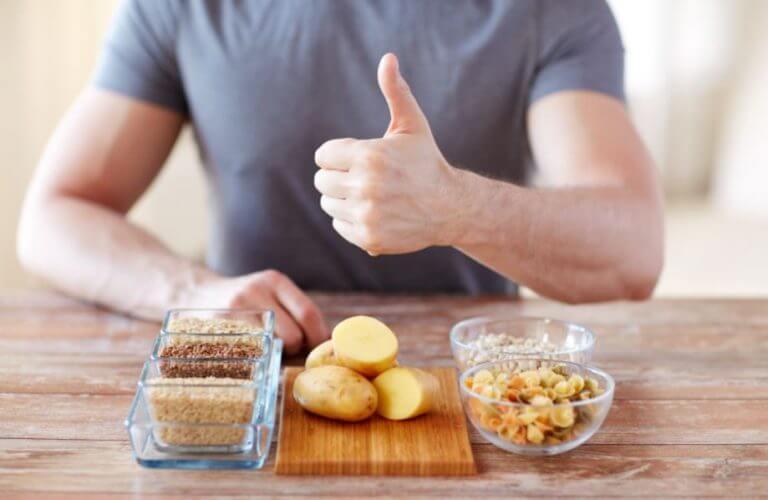 Relação entre carboidratos e resistência