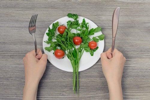 Os perigos de uma dieta hipocalórica