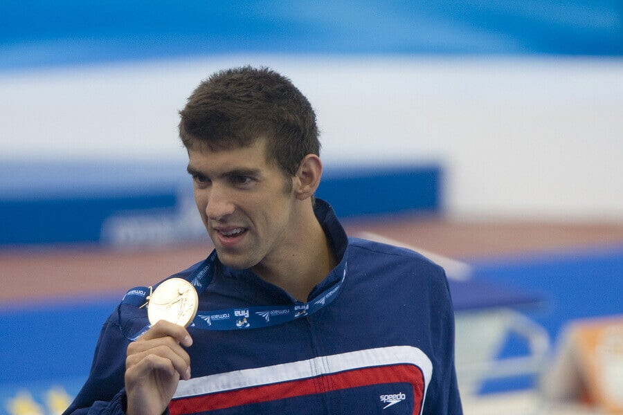 Os atletas com mais medalhas olímpicas
