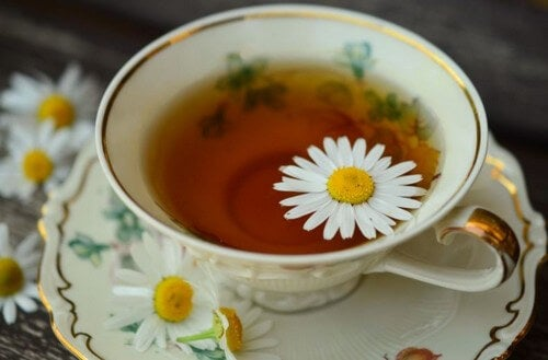 Chá de camomila: por que tomá-lo?