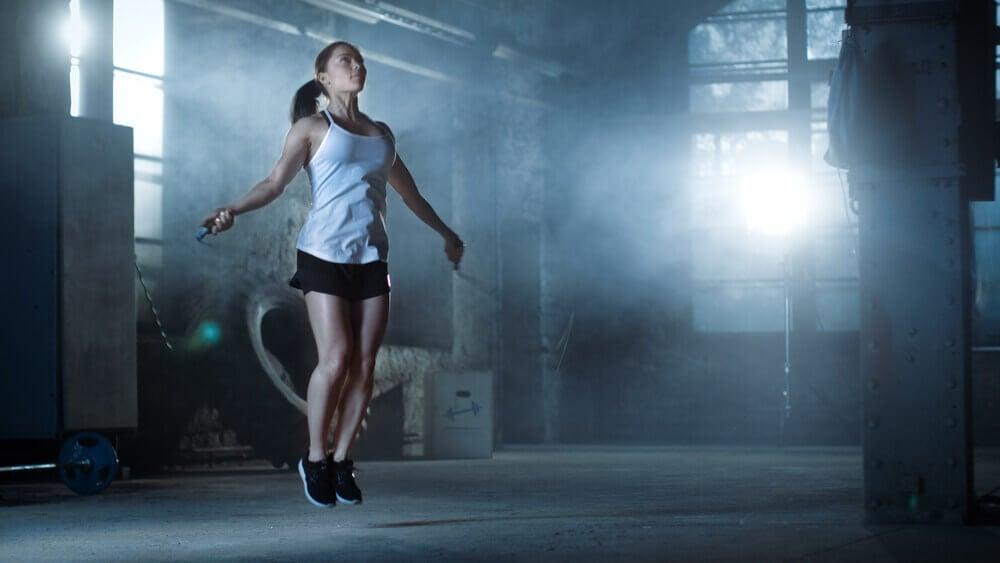 treinos de cardio rápidos