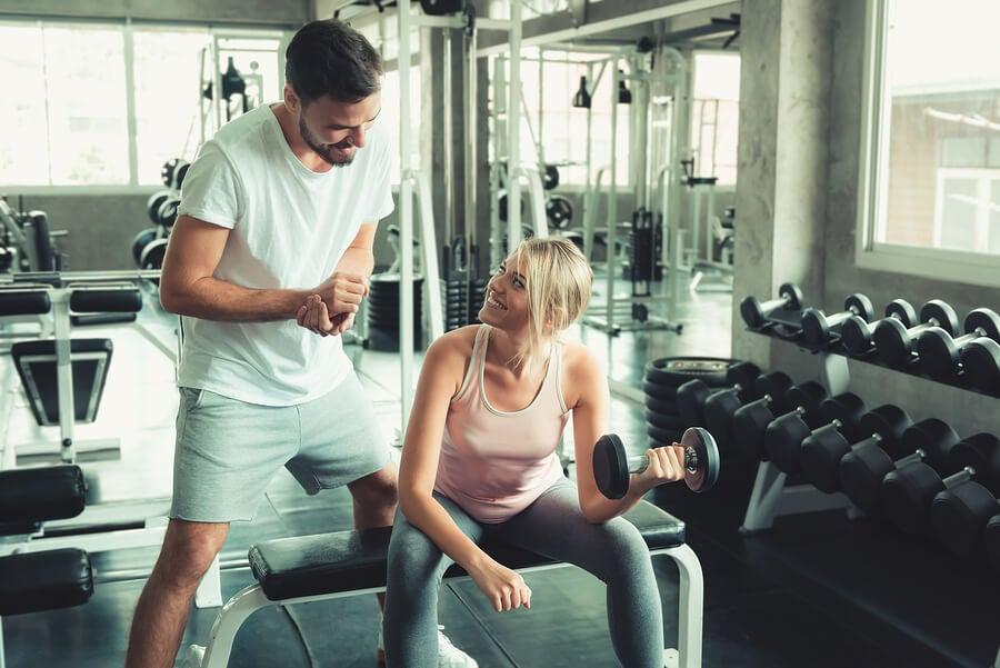 Como a musculação afeta a vida do casal?
