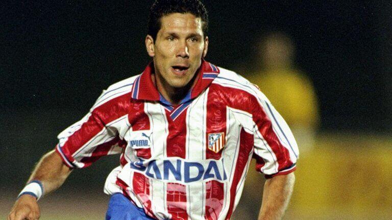 A seleção argentina e Diego Simeone
