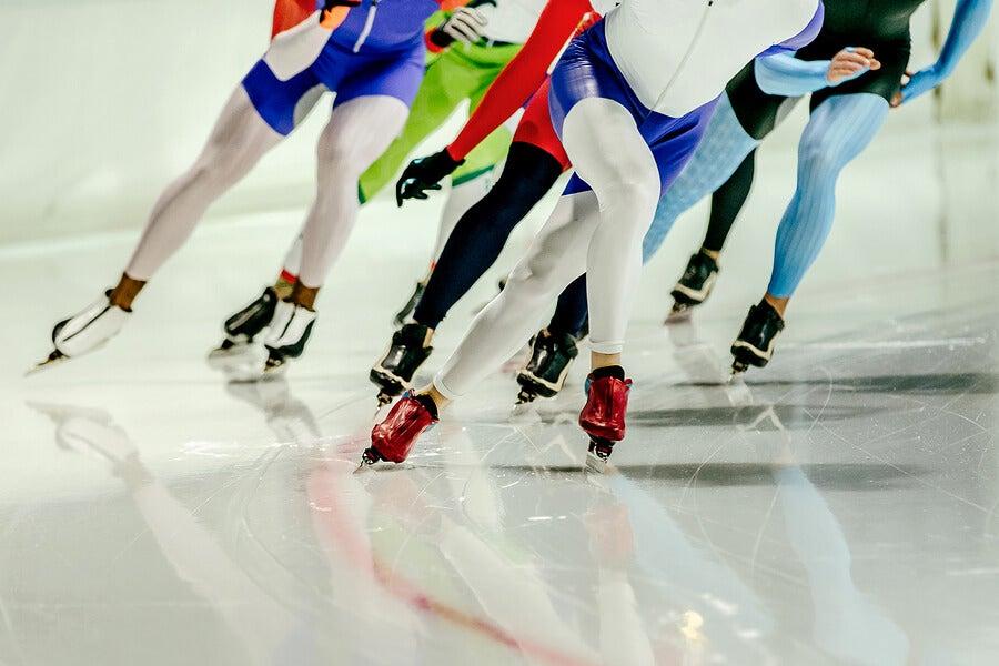 Você conhece a patinação de velocidade?