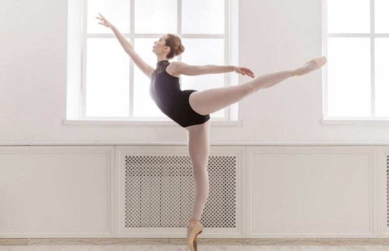 Exigência física da dança contemporânea