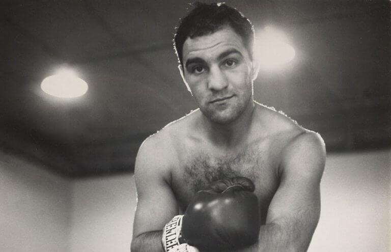 Rocky Marciano, outro dos melhores boxeadores da história