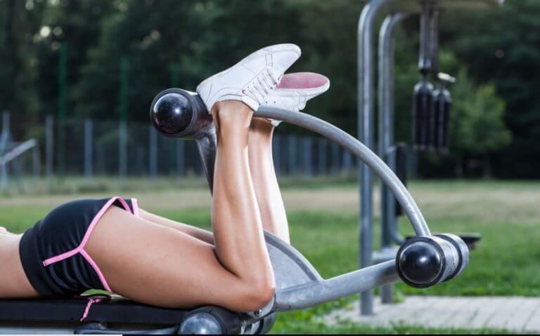 Exercícios com aparelhos