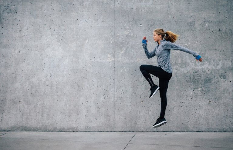 A importância dos saltos no HIIT