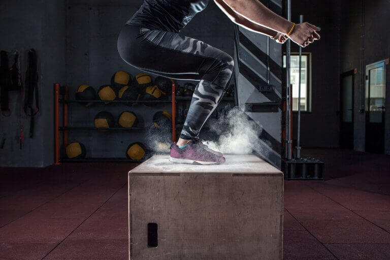 exercícios com saltos que você deveria experimentar