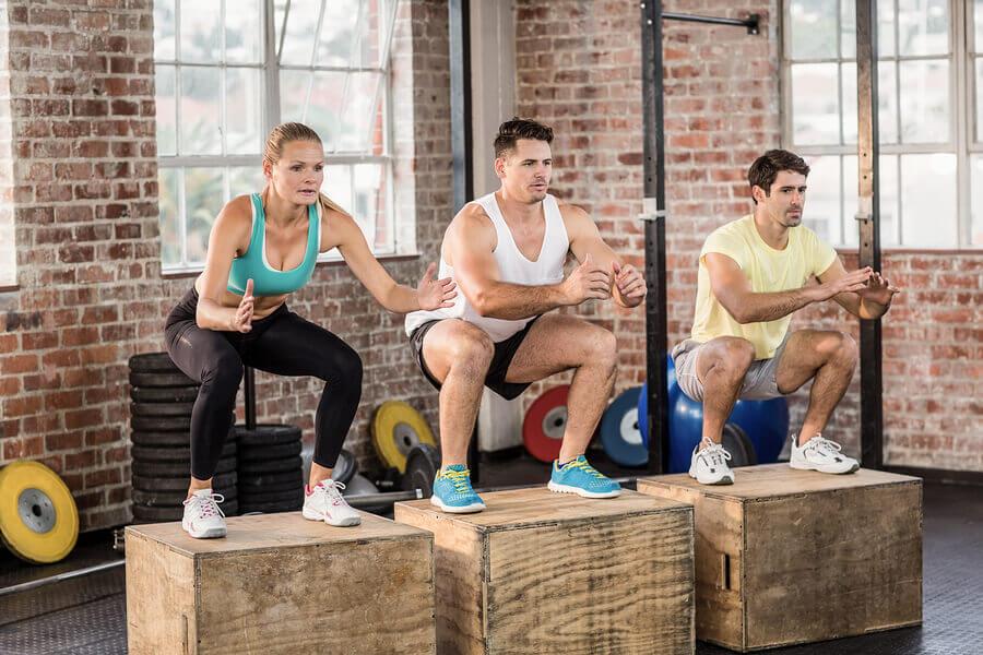 Benefícios dos exercícios com saltos nos treinos