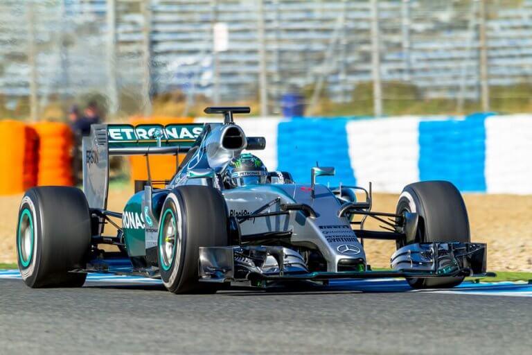 Função dos pilotos de testes na Fórmula 1