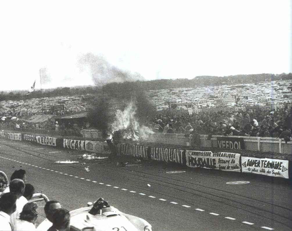 O desastre de Le Mans