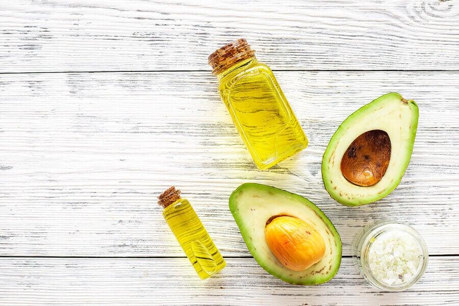 Valores nutricionais do óleo de abacate