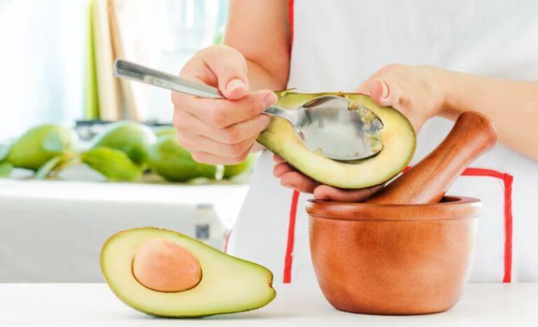 Valores nutricionais do abacate