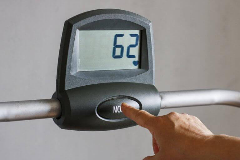 Monitor para condicionamento cardiovascular