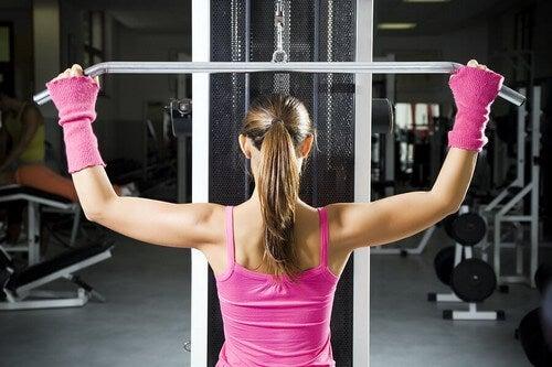 Princípios gerais do treino com pesos para a construção muscular
