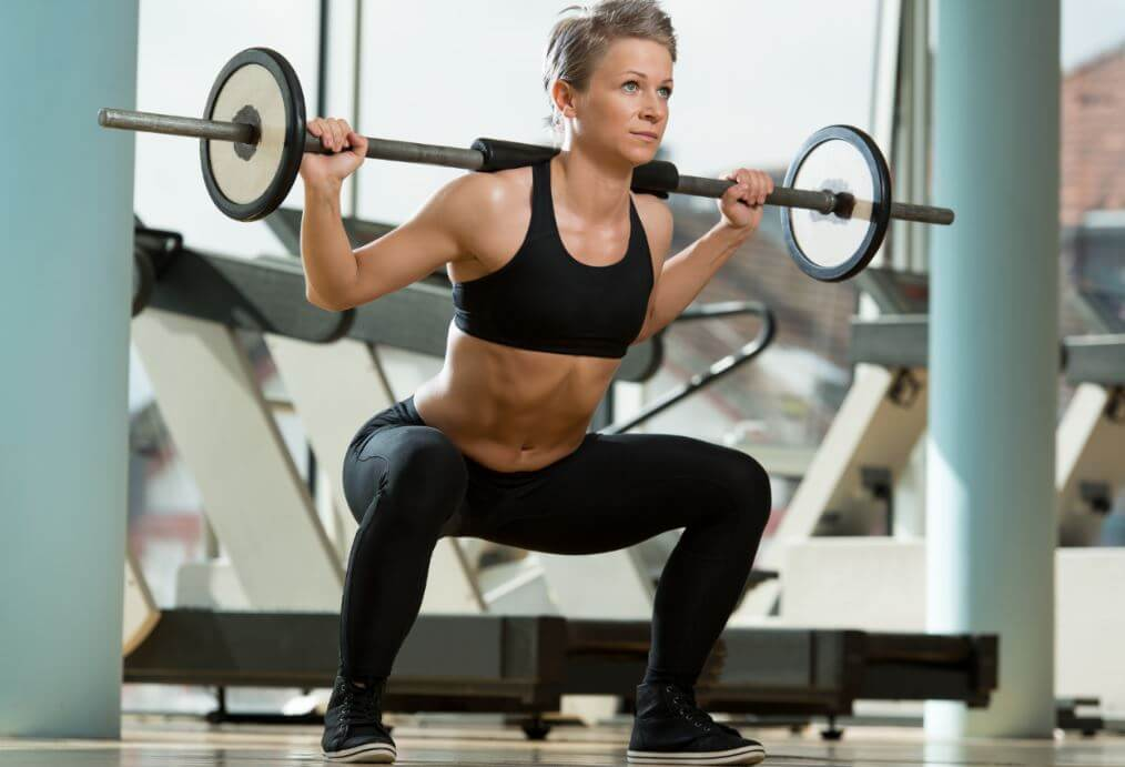 Como ganhar músculos após os 40 anos