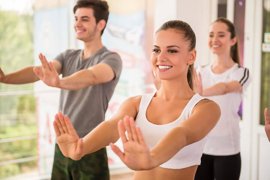 5 dicas para iniciar uma aula fitness em grupo pela primeira vez