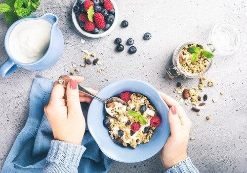 Os 3 melhores cafés da manhã com fibras