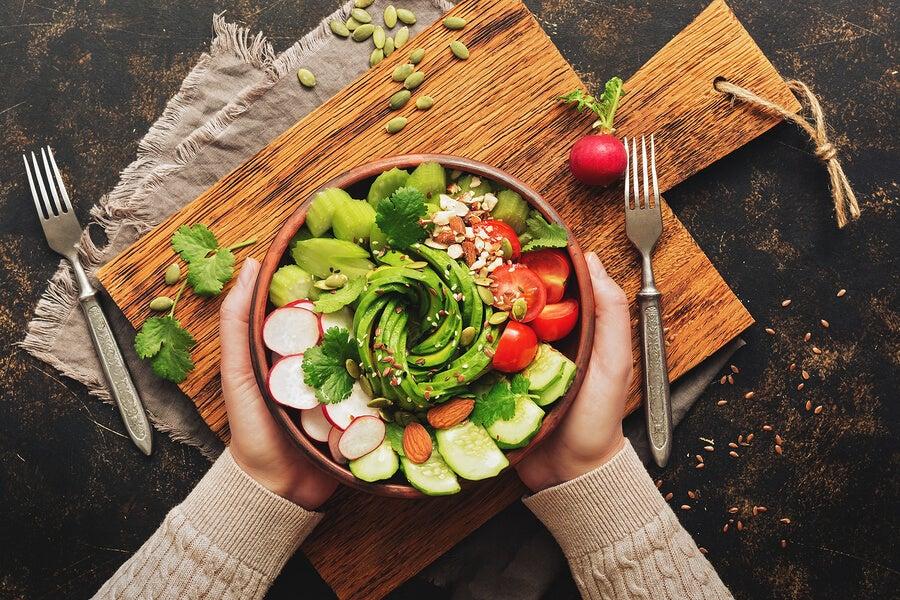Como a dieta vegana afeta o seu humor