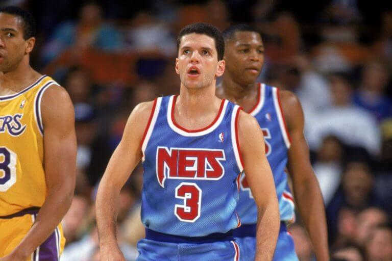 Jogo do Nets com o Lakers