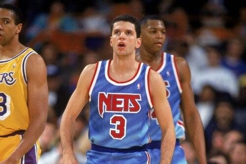 Petrovic e Divac, as primeiras referências europeiasna NBA
