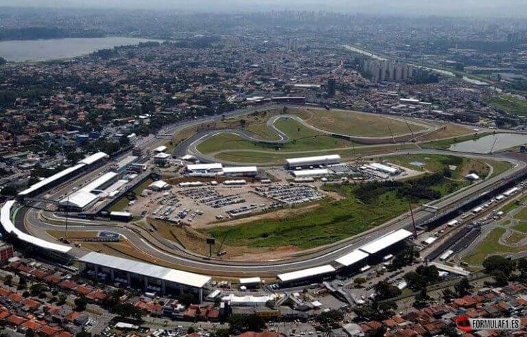 O circuito de interlagos