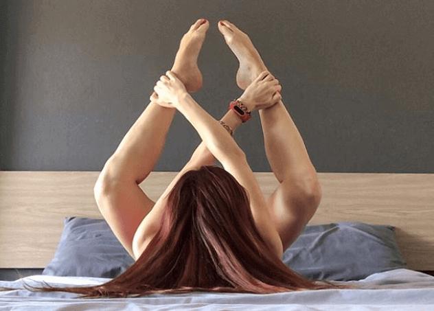 Naked Yoga: faça Yoga de uma forma diferente