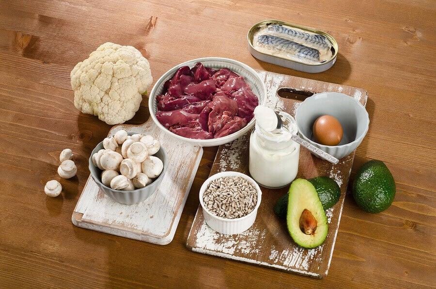 Tudo o que você precisa saber sobre a vitamina B5