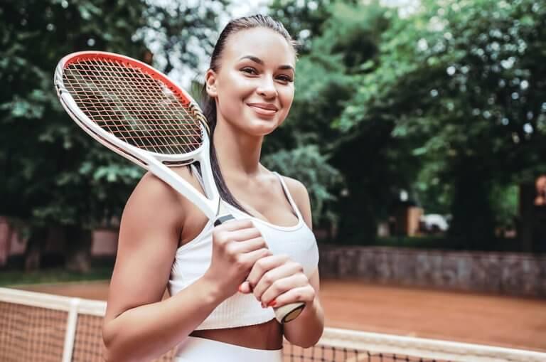 Benefícios dos esportes de raquete