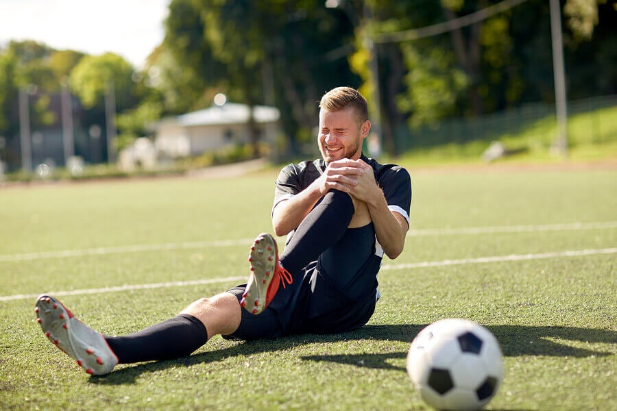 Lesões esportivas e as fases do processo de recuperação