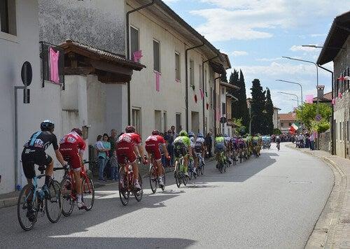 Giro d'Italia, uma das Grandes Voltas do ciclismo