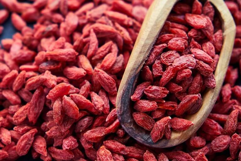 Goji berry: uma baga com muitos benefícios