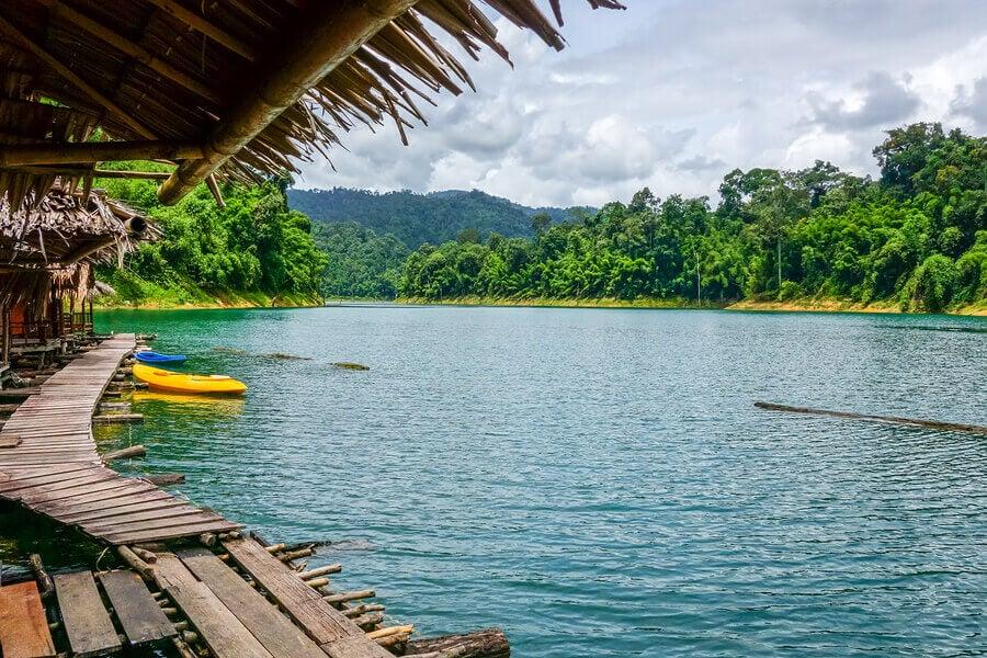 Os melhores lugares para nadar em águas abertas