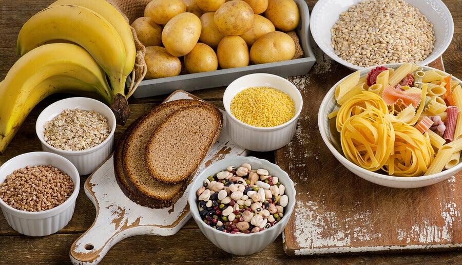 Você precisa de carboidratos para ganhar massa muscular?
