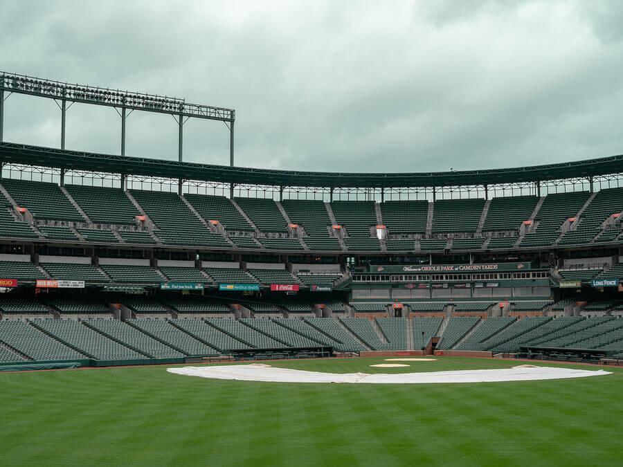 Os melhores estádios de beisebol do mundo