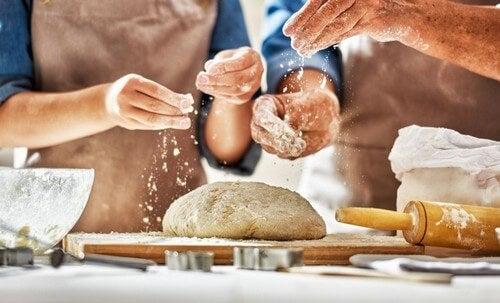 O que é o pão ezequiel?