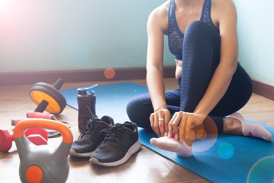 Vantagens e desvantagens de ter uma academia em casa