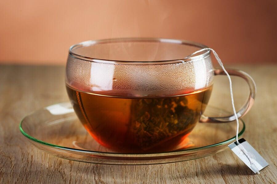 Como aproveitar ao máximo os antioxidantes do chá?