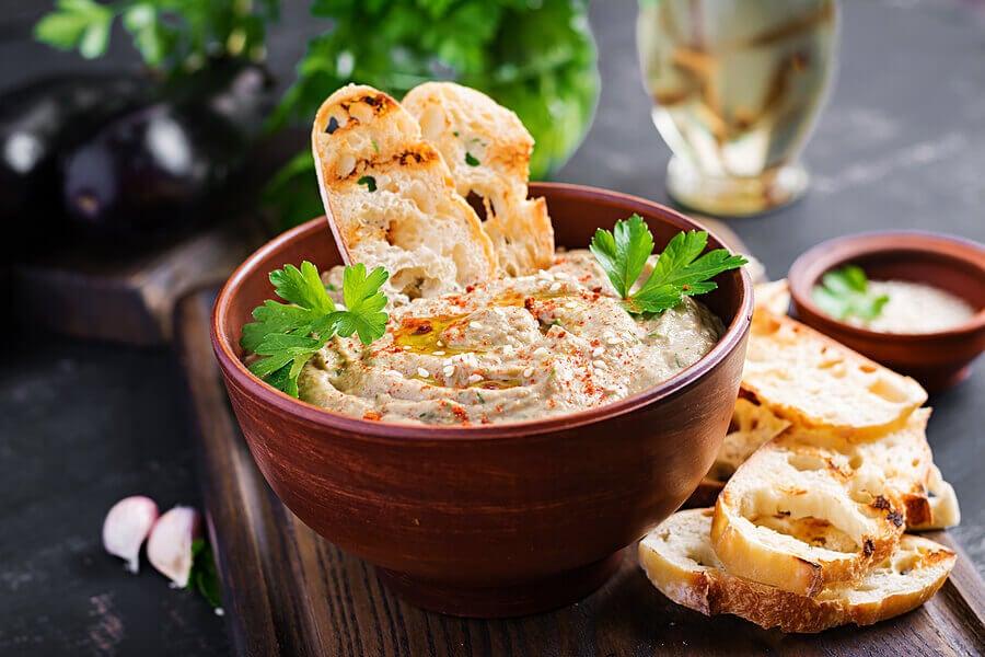 8 receitas de patê de legumes
