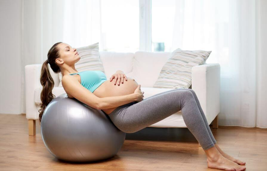 Gravidez e exercício