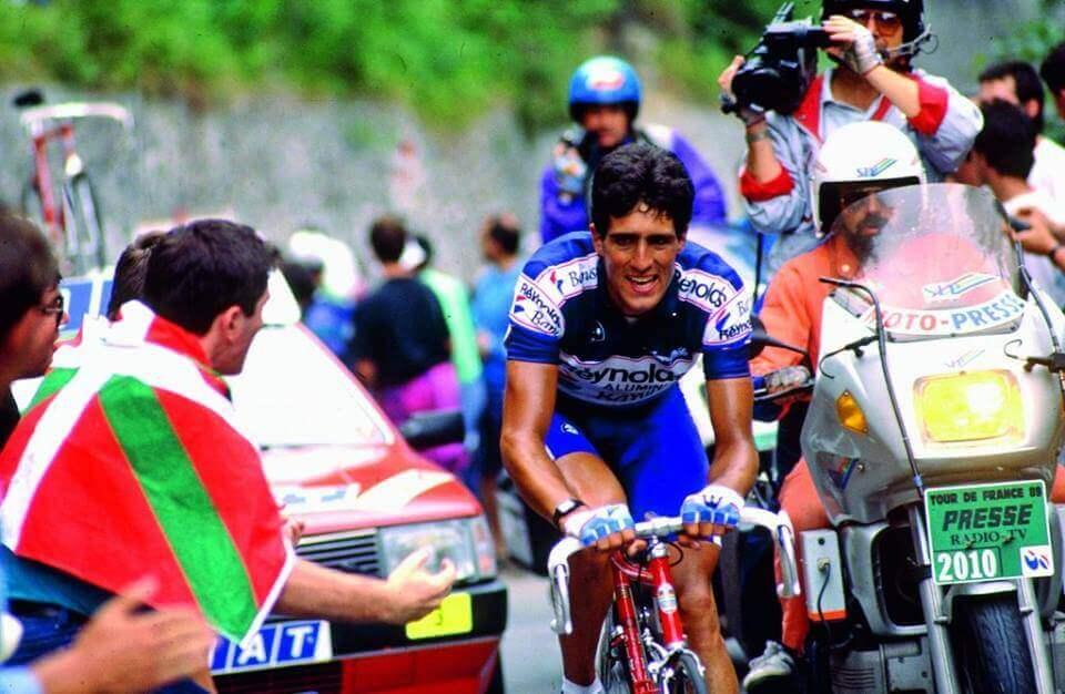 Miguel Induráin: um dos melhores ciclistas espanhóis de todos os tempos