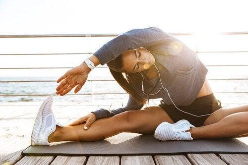 O alongamento promove o crescimento muscular?