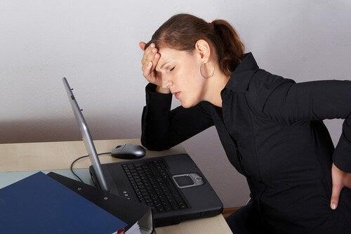 Dor nas costas: como identificá-la e preveni-la