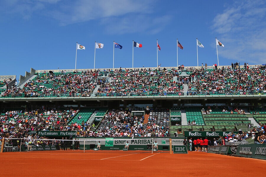 5 fatos interessantes sobre Roland Garros
